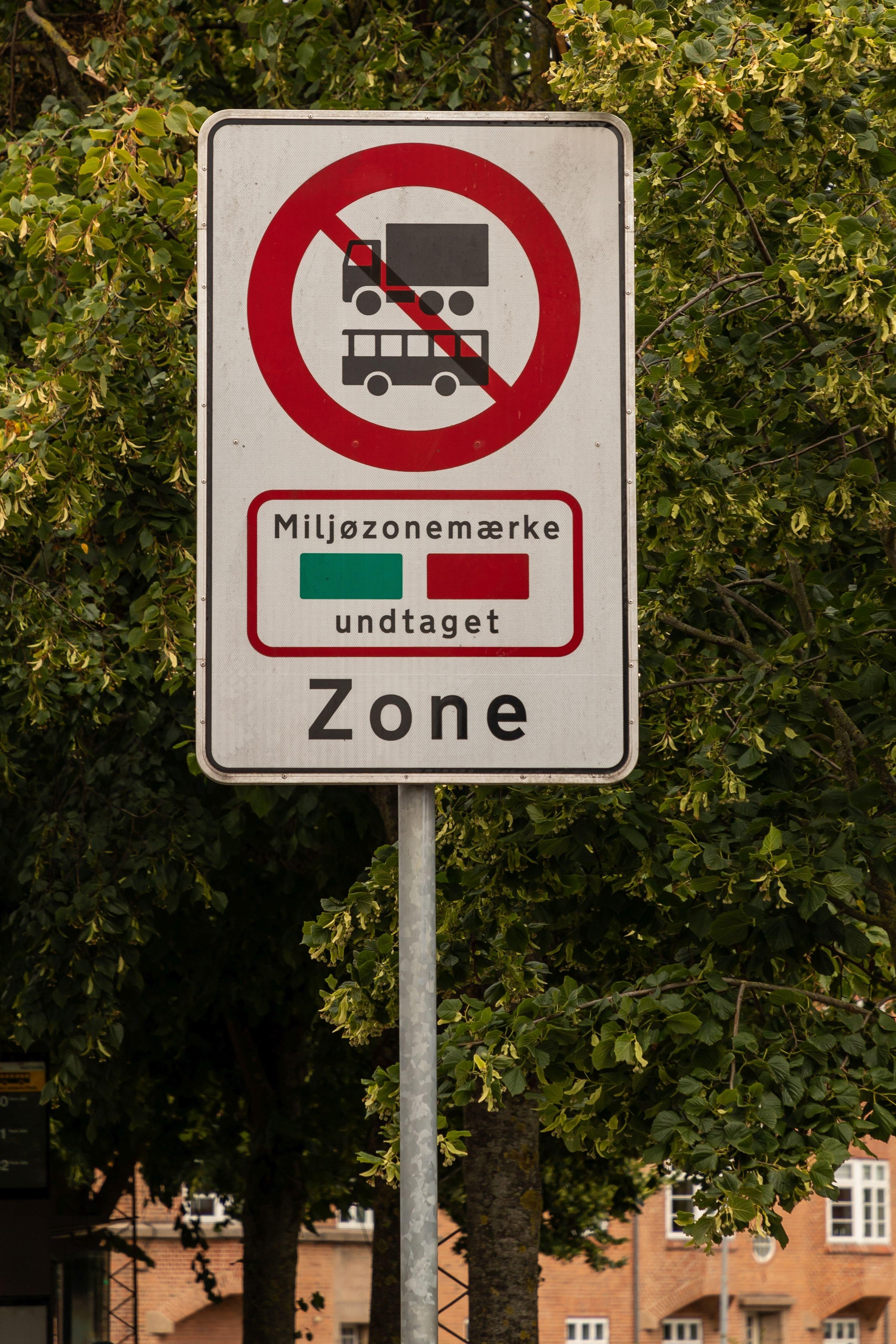 Itd Lovforslag Om Handhaevelsen Af Miljozonerne Retter Op Pa Euro